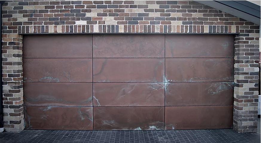 Designer Garage Door