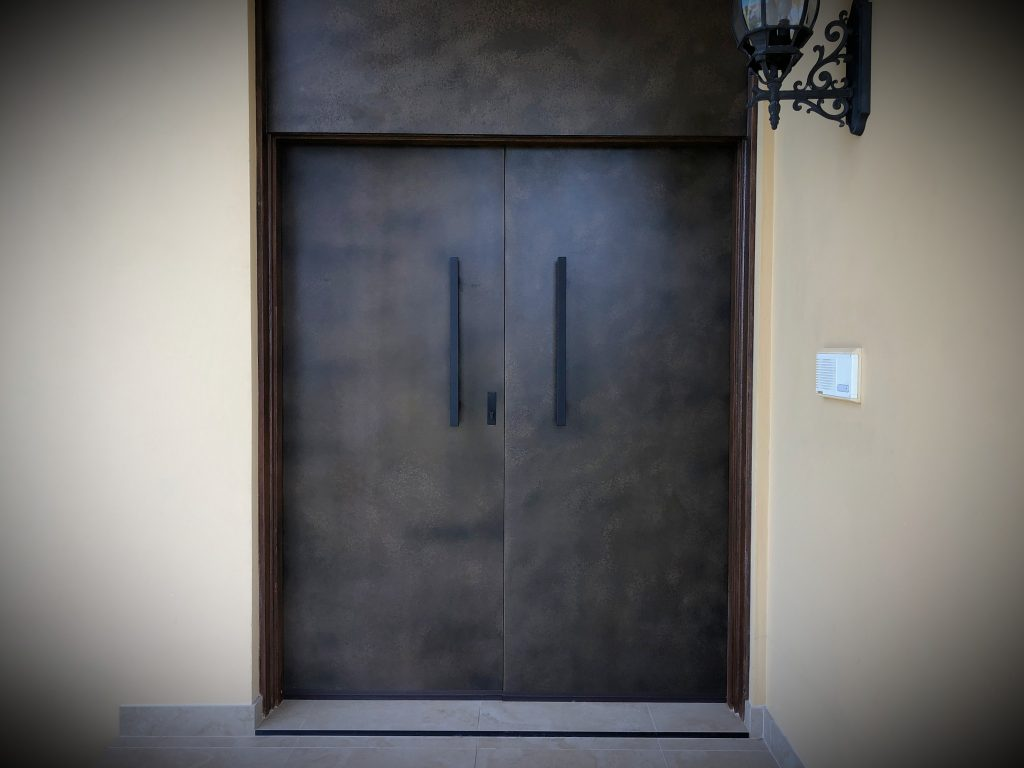 Designer Front Doors